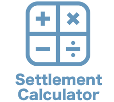 Settlement Calculator
