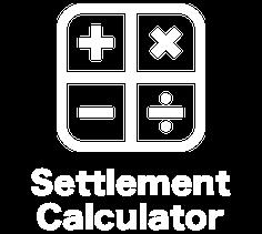 Settlement Calculator