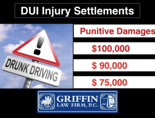 Personal Injury Claims Involving D.U.I. Defendants